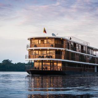 Anakonda Amazon River Cruise