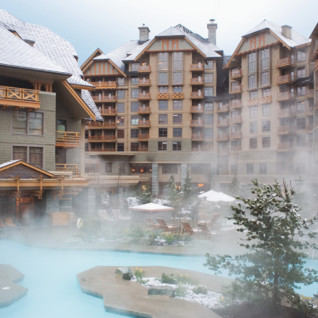 Four Seasons Whistler, luxury hotel in British Columbia, Canada