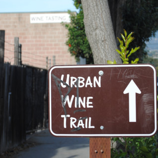 Urban Wine Trail in Santa Barbara