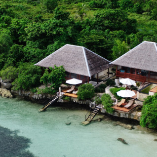 Picture of a villa at Wakatobi Dive Resort