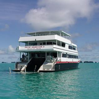 Picture of the Palau Aggressor II