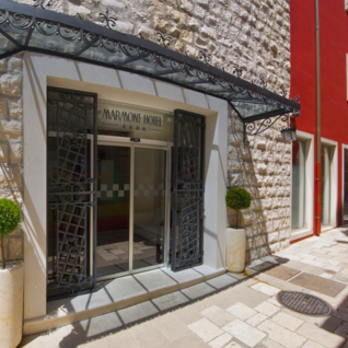 Exterior at Hotel Marmont, luxury hotel in Croatia