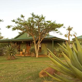 Three Trees at Spioenkop, luxury hotel in South Africa