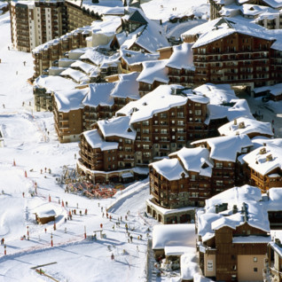 Ski The Three Valleys