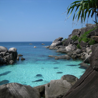 Picture of Similan island