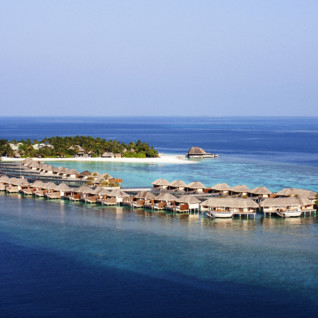 Picture of Resort in the central atolls Maldives