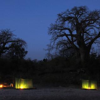 Fly Camping in Tanzania