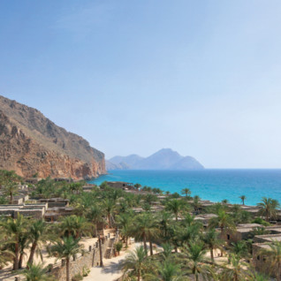 Six Senses Zighy Bay, luxury hotel in Oman