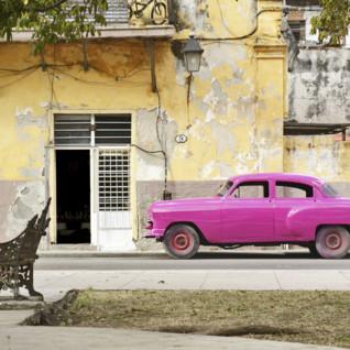 Classic car, Havana