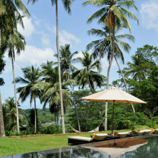 Exterior at Kahanda Kanda, luxury hotel in Sri Lanka