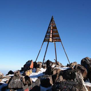 Ascent of Jebel Toubkal