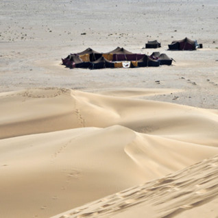 Saharan Heli-Safari
