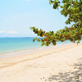 Beach in Sihanoukville