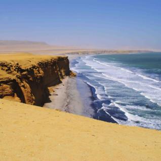 Paracas Coastline