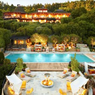 Auberge du Soleil, luxury hotel in Napa & Sonoma Valley
