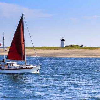 Sailing, Cape Cod