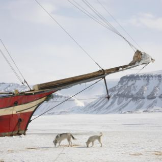 Svalbard Ship, Norway