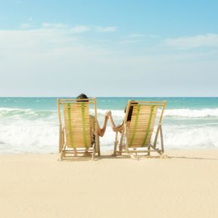 Beach Couple, Spain