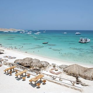 Southern Red Sea beach