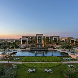 Main building, Fairmont Royal Palm Marrakech