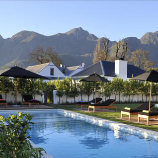 La Cle des Montagnes, luxury hotel in South Africa