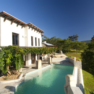 The Villa at Hog Hollow, luxury hotel in South Africa
