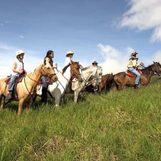 Riding Safari in Costa Rica