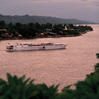 Irrawaddy & Chindwin River Cruises