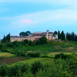 Castello Del Nero hotel, luxury hotel in Italy