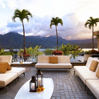 St. Regis Princeville, luxury hotel in Hawaii