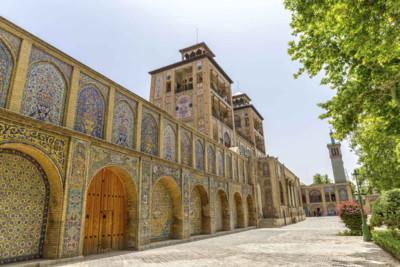 Golestan palace Tehran