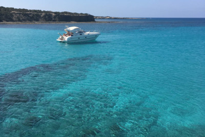 The Blue Lagoon, Cyprus