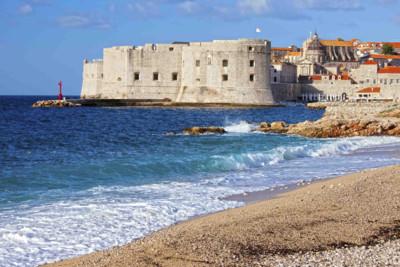 Dubrovnik Coast View