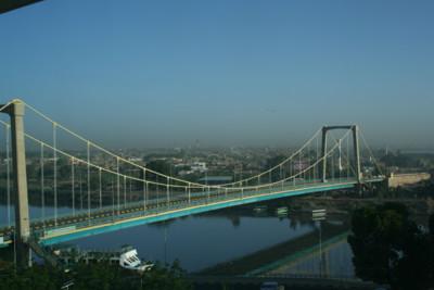 Bridge in Khartoum