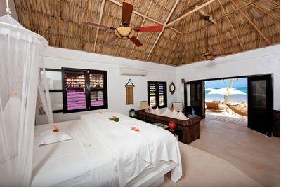 Mata Chica beachview room