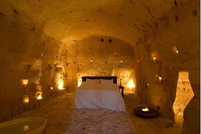Sextantio Grotte della Civitta, Italy