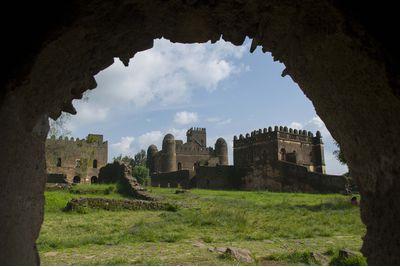 ancient castle of gondor