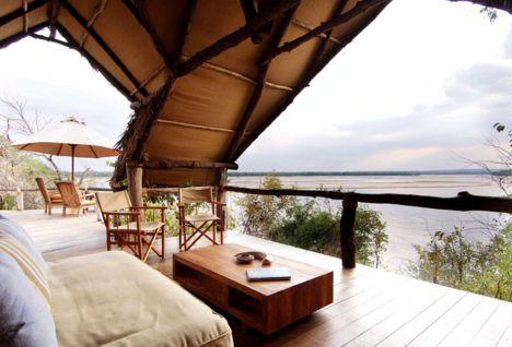 Sand River Selous Honeymoon