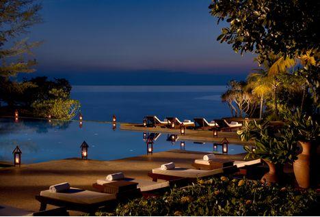 Tanjong Jara Resort Pool