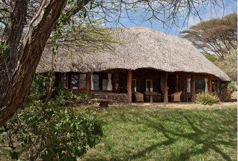Lewa House, Kenya
