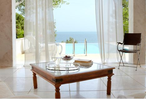 Room view, Danai Beach Resort