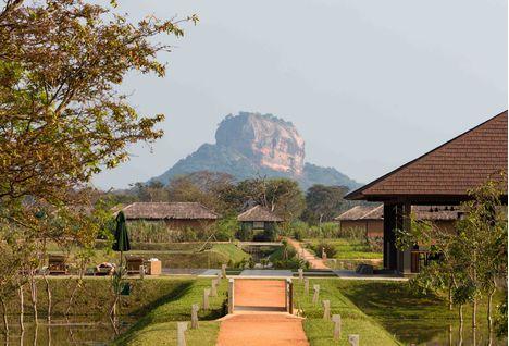 Water Garden, Sigiriya