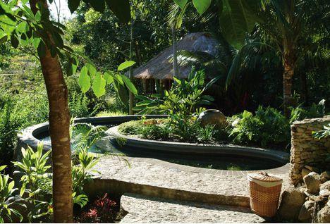 Blancaneaux Lodge Pool