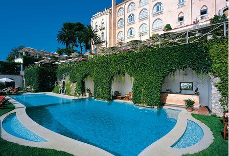 Palazzo Avino Szimming pool