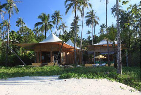 beach villa suite