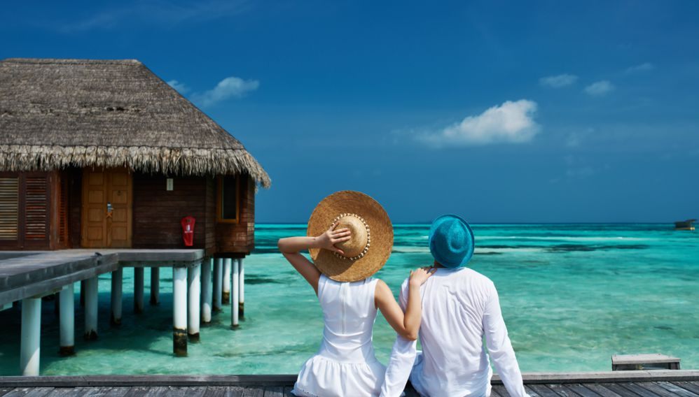 Honeymoon, Maldives