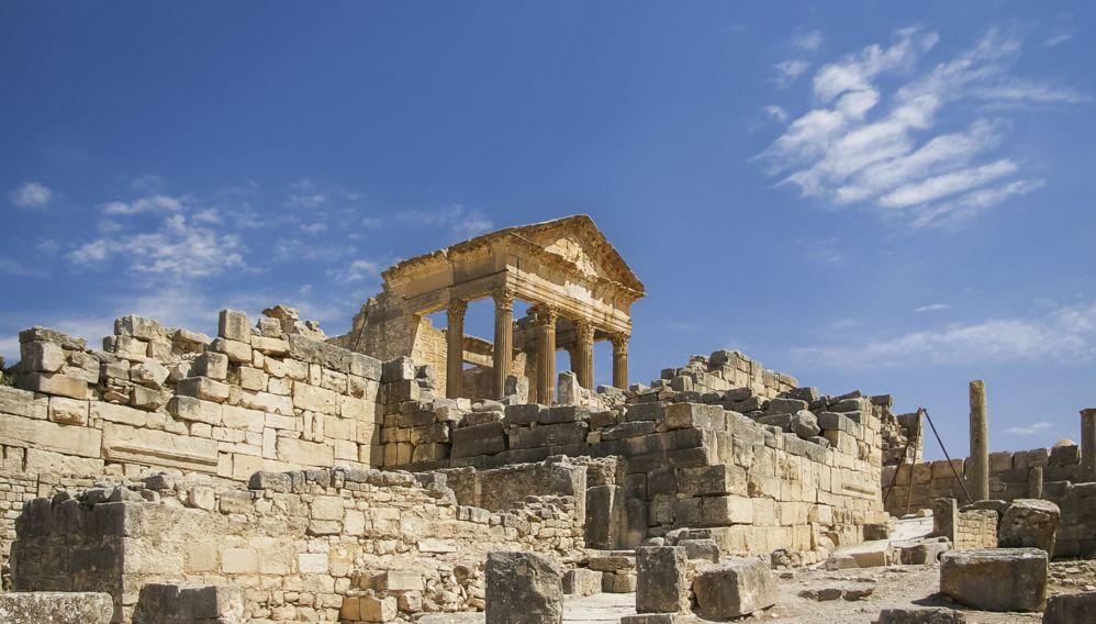 Dougga Ruins, Tunisia