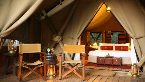 Mara Expedition Camp, Kenya