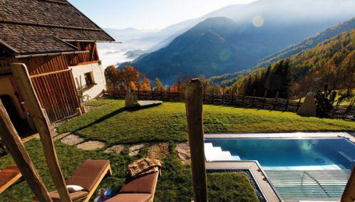 San Lorenzo Mountain Lodge, Dolomites