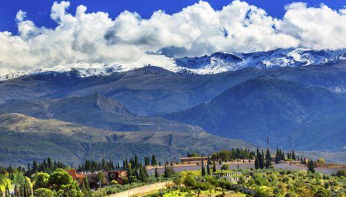 Alhambra Farm, Andalucia